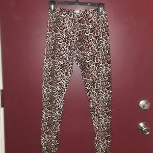 VS Leopard Leggings